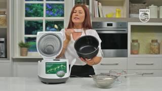 Philips Grain Master - HD4514/72 Rice Cooker