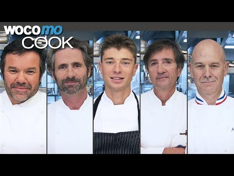 5 Michelin-star chefs reveal secrets of French cuisine