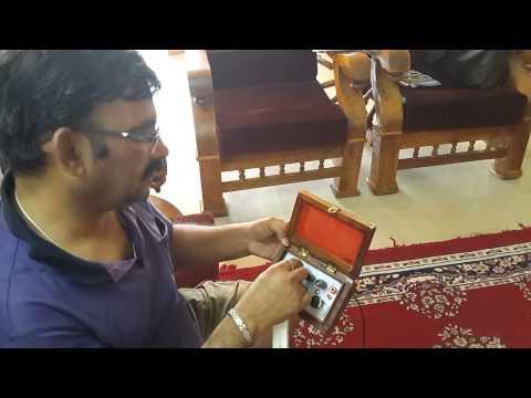 Chidambar Mantra Mini Radionic Box