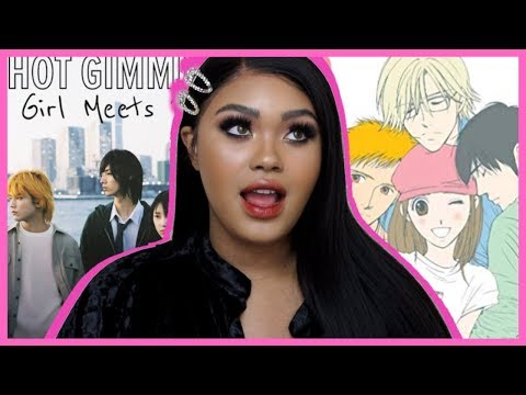 """""""HOT GIMMICK: GIRL MEETS BOY"""" IS A MESS IN A WAY ONLY JAPAN CAN DO 