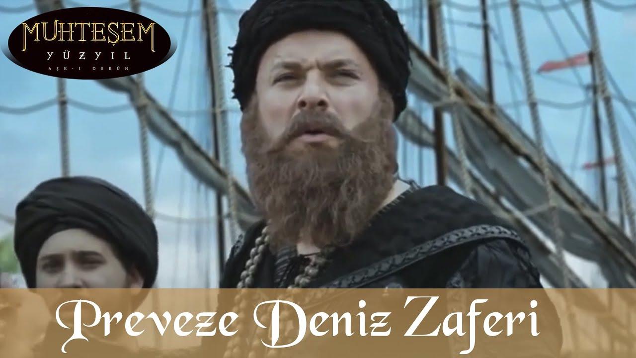 Hızır Hayrettin'in Preveze Deniz Zaferi - Muhteşem Yüzyıl 94.Bölüm