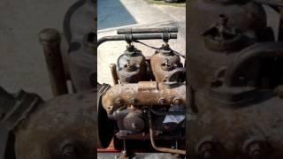 moteur de bateau bi cylindre farcot