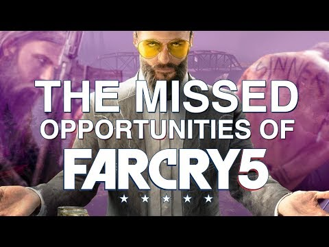 Far Cry 5 Critique - A Game of Missed Opportunities // HeavyEyed