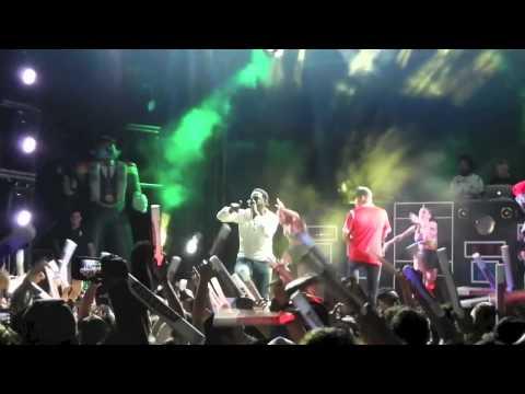 Major Lazer and Kafu Banton live @ Panama 26/9/2013
