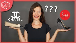 Iconic shoes: are they worth the money? ǀ Justine Leconte
