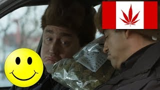 Funny facts on Canada's weed legalisation