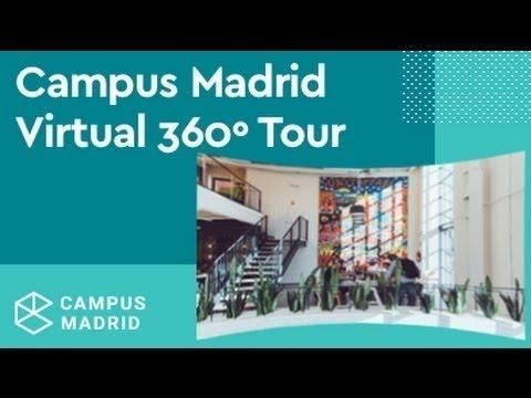 Campus Madrid Virtual 360º Tour