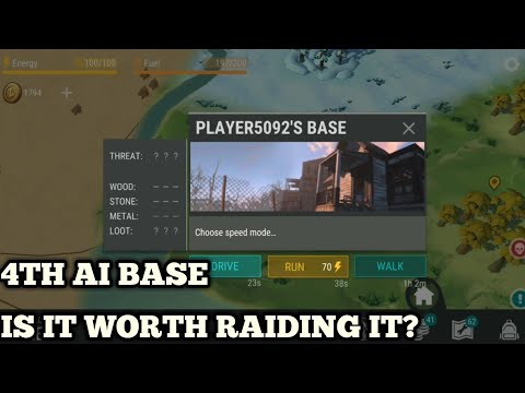 IS IT WORTH RAIDING THE 4TH AI BASE? Last day on earth 1.6.5 Update