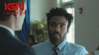 Donald Glover Comments Canceled Deadpool Series, Shares Script Pages - IGN News