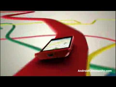 HTC Hero promo video (demo) - www.android.com.pl
