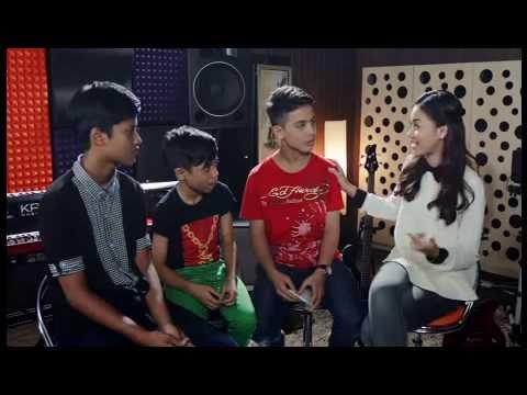 Ceria Popstar 2 (Lagu Akustik): Sheikh, Zarul & Iqbal Ft. Daiyan Trisha - Relakan Jiwa