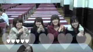 2011年3月23日(水)T-LAKERS卒コン用ビデオレター えーらいさん.