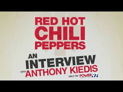 Red Hot Chili Peppers - Interview Anthony Kiedis (MTS Centre, Canada) | May 26, 2017