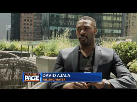 Closer Look: Falling Water's David Ajala