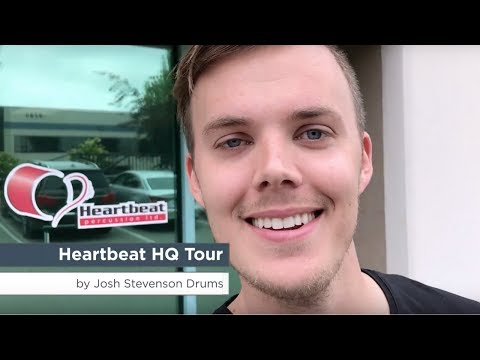 Heartbeat Percussion - BEHIND THE SCENES TOUR!