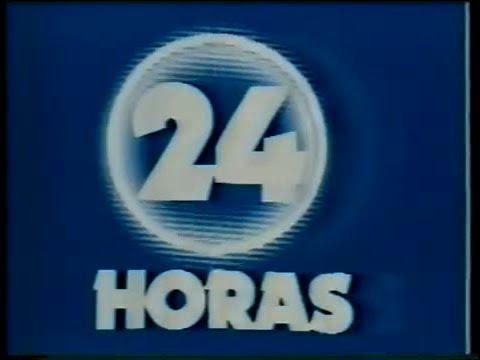 Jornal 24 Horas 21/08/1985 - TVS
