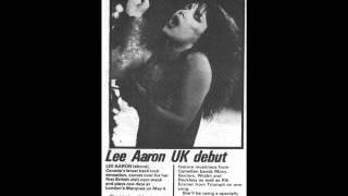 Lee Aaron - Lonely For Your Love (Live) Marquee - London,England May 04, 1983