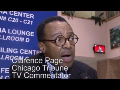Clarence Page on inflation and economic policy.  Part 1