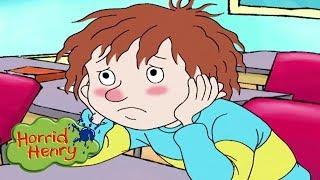 Horrid Henry - Henry Does His Homework | Cartoons For Children | Horrid Henry Episodes | HFFE