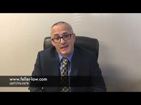 How Does Your Attorney Get Paid?  Feller Law, P.A. Sanford, Fl