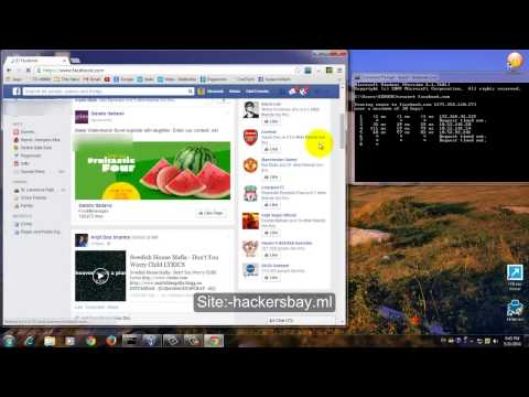 hacking tutorial for beginners - access blocked websites