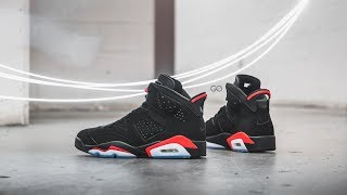 "Air Jordan 6 Retro ""Black / Infrared"": Review & On-Feet"