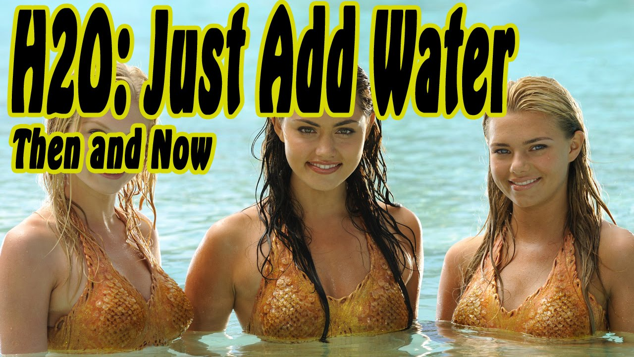 H2o just add water cast then and now doovi for H2o actors
