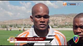 HAITI-RUGBY - Formation Janvier 2017