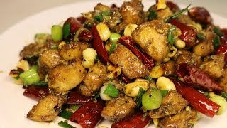 BETTER THAN TAKEOUT Kung Pao Chicken Recipe