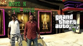 GTA 5 | Boyz N The Hood (Full Movie)