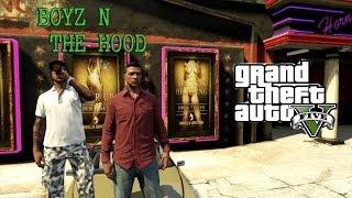 GTA 5 | Boyz N The Hood (Full Movie)