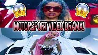 Migos - MotorSport ft Nicki Minaj & Cardi B (OFFICIAL VIDEO) RANT!