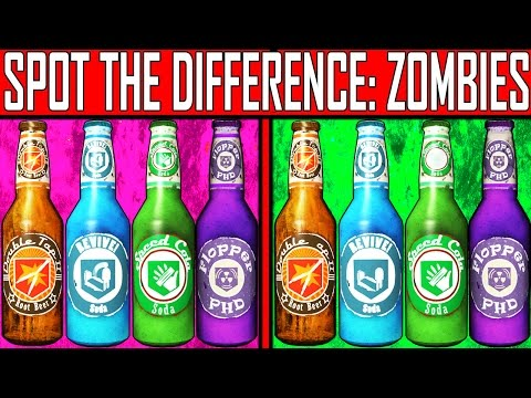 Thumbnail: CAN YOU SPOT THE DIFFERENCE?? | Zombies Image Quiz #4 | w/ AVXRY