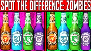 CAN YOU SPOT THE DIFFERENCE?? | Zombies Image Quiz #4 | w/ AVXRY