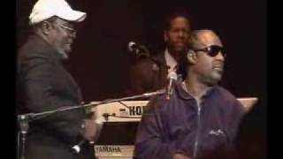 Stevie Wonder & Eddie Levert