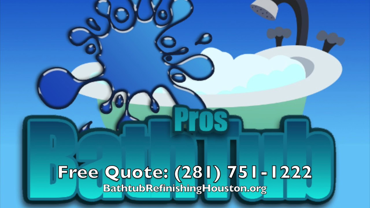 Bathtub Refinishing Houston Tx Free Quote 281 751 1222 Bath