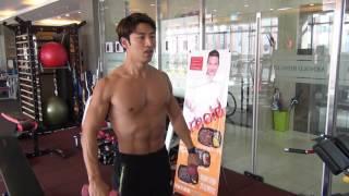 이상대 생활속다이어트 - 청소년운동법^어깨넓어지는운동 2가지 ^^