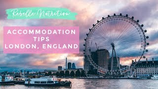 Gambar cover London England Accommodation Tips (Airbnb & Hotel Tonight)