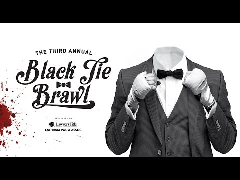 Black Tie Brawl 3 - Kenneth Gross vs Thomas Rhodes