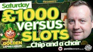 Online Slots - £1000 Raw VS Slots Big Win ?