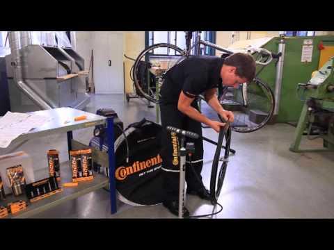 Continental – Road bike Repair flat beaded-edge and folding tire