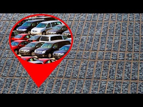 THIS IS WHERE UNSOLD CARS GO… NOBODY EXPECTED THAT!