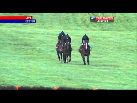 Paul Nicholls Exeter Racecourse gallops