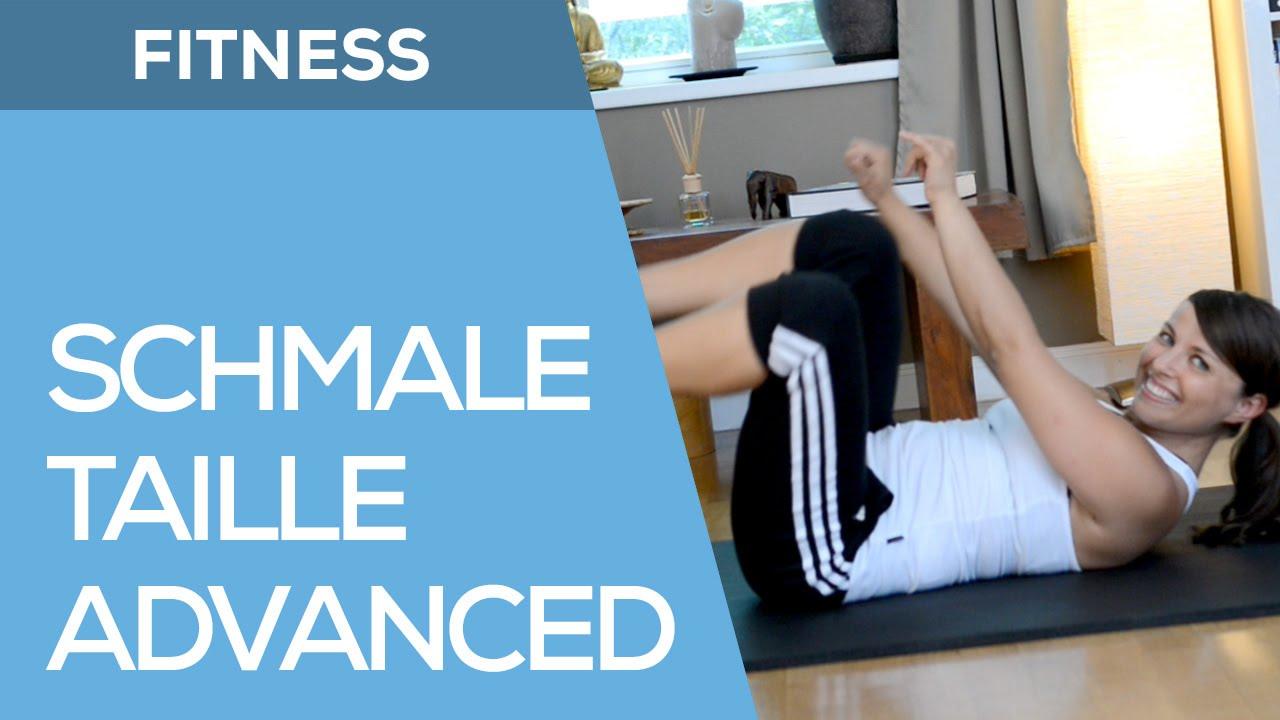 Berühmt Mit 7 Fitness Übungen zur schmalen Taille für Fortgeschrittene &HC_33