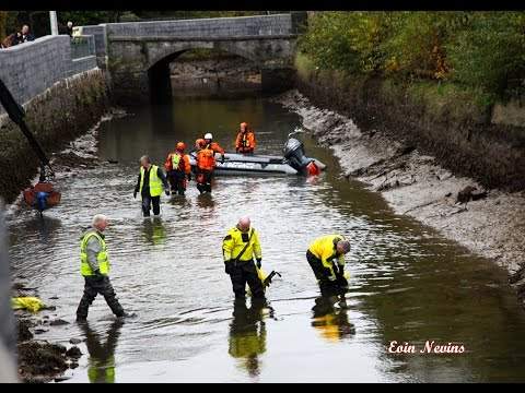 Clean up of Saint John's River Waterford Irleand