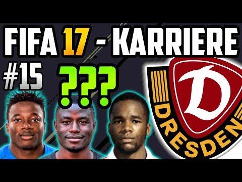 WINTERTRANSFERS: Einen holen wir!! - FIFA 17  Dresden Karriere: Lets Play #15
