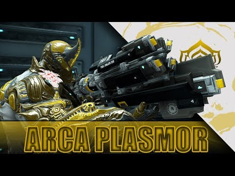 Warframe Arca Plasmor (Новый Дробовик)