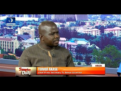 Benue Govt Insists IGP Should Resign Or Be Sacked Over Lies |Sunrise Daily|