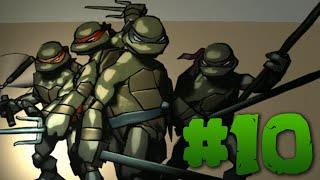 Черепашки Ниндзя (TMNT: The Video Game) - Прохождение: Часть 10
