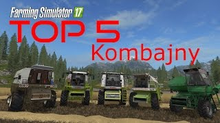 Farming Simulator 17 Top 5 - Kombajny